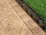 Cut Stone Brick Soldier Border